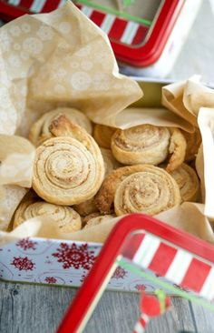 These Cinnamon Walnut Pinwheel Cookies are rich, buttery and simple to make. A must add to your holiday baking list!