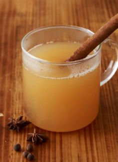 The perfect spiced cider for chilly winter nights