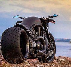 Motorcycles, bikers and more — Custom