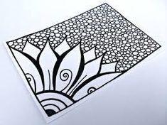 Resultado de imagen para dibujos pintados con marcadores faciles