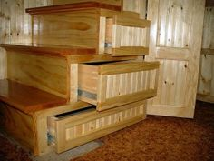 I need to have something like this built in my horse trailer!  :)