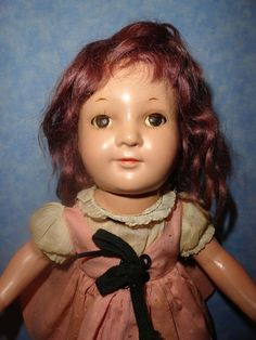 Jane Withers - Madame Alexander vintage doll.