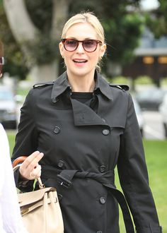 Kelly Rutherford in Pregnant Kelly Rutherford Wins In Court