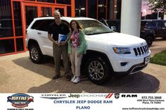 "https://flic.kr/p/uRjdMh | #HappyAnniversary to Dane and Linda Miller on your 2014 #Jeep #Grand Cherokee from Ed  Lewis at Huffines Chrysler Jeep Dodge RAM Plano! | <a href=""http://www.huffineschryslerjeepdodge.com/?utm_source=Flickr&utm_medium=DMaxxPhoto&utm_campaign=DeliveryMaxx"" rel=""nofollow"">www.huffineschryslerjeepdodge.com/?utm_source=Flickr&...</a>"