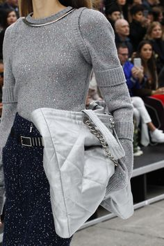 Chanel Autumn/Winter 2017 Ready to Wear Details