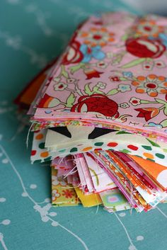 In Color Order: Colors Patchwork Quilt Tutorial