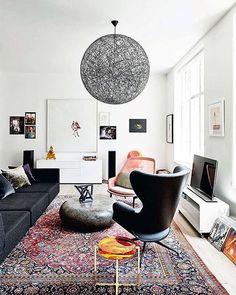 Interior envy  (by @elledecorationuk )#home #interiorinspiration