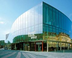 Image result for kunsthaus weiz architecture