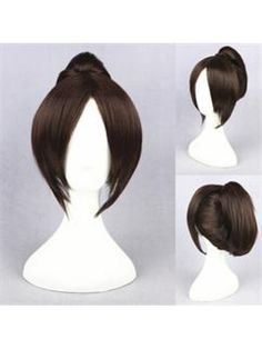 Attack on Titan Shingeki No Kyojin Hanji Zoe Brown Cosplay Wig$16.99 <3 -->>> http://www.trustedeal.com/attack-on-titan-shingeki-no-kyojin-mikasa-ackerman-cosplay-wig.html