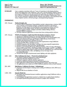 Programmer Resume Example Httpwww.resumetemplates2016Choosingperfectprogrammer .