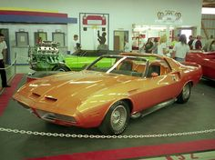 All sizes | 1970 Dodge Diamante Concept Car | Flickr - Photo Sharing!