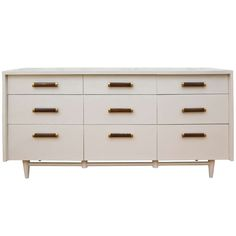 Mid-Century Lacquered Chest