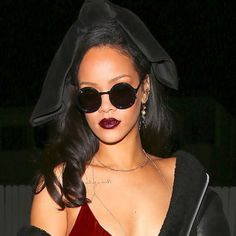 Spotted! Rihanna rocking our SS x @cychoiofficial collab style 'Pietro'  @badgalriri  #rihanna #sundaysomewhere #mysundaysomewhere