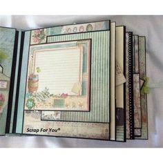 Album-Photos Scrap For You : Garden | Scrap For You®