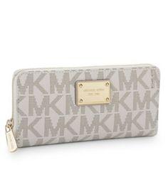 Must have!!!! MICHAEL Michael Kors Zip-Around Continental Wallet   Dillard's Mobile
