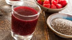 Buy Raspberry and Chia Seed Beverage by on PhotoDune. Organic Raspberry and Chia Seed Beverage against a background Plant Based Protein, Plant Based Diet, Pizza Rapida, Chia Benefits, Weight Loss Smoothie Recipes, Healthy Seeds, Bariatric Recipes, Bariatric Eating, Nutrition