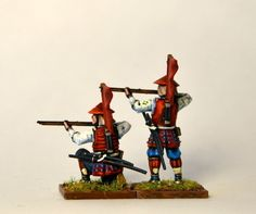 Samurai Warrior, Reference Images, Troops, Minis, Oriental, Army, Japanese, Fantasy, Dioramas