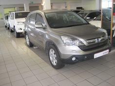 2009 Honda CRV 2.4 – RVSi ... Automatic (color Galaxy grey)Km   - 094002 With…