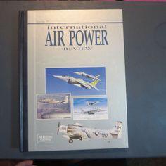 International Air Power Review VOL.17 2005 HARD COVER BOOK HTF