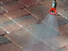 Paver Maintenance Tasks that Help Protect Brick Pavers. Paver Cleaning and Sealing to Prevent Weeds, Moss, Cracks, Etc. #pavermaintenance #mi