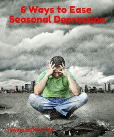 The RedHeaded Hippie Lifestyle Blog | 6 Ways to Ease Seasonal Depression... Great read on Season Depression..check it out