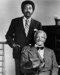 Redd_Foxx  Demond Wilson_Sanford_and_Son_1972.