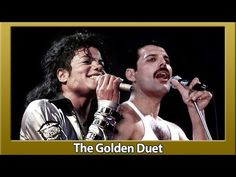 Freddie Mercury and Michael Jackson - There Must Be More to Life Than This (Video Clip) Golden Duet Michael Jackson Songs Youtube, Michael Jackson's Songs, Michael Jackson Lyrics, Freddie Mercury Michael Jackson, Freddie Mercury 1991, Freddie Mercuri, El Divo, Crying Face, Types Of Music