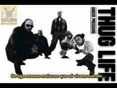 Nice aggro rap hit ... #Thug #Life #Under #Pressure