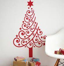 navidad vidrieras vinilos proyectos barato navidad ideas de rboles de navidad navidad moderna ideas de decoracin de navidad de