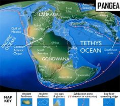 Oahspe Confirmed: PAN THE MISSING TRIANGLE OF PANGEA
