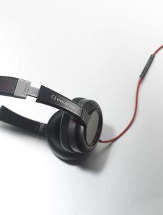 PHIATON #MS430 #CARBON #Headphones