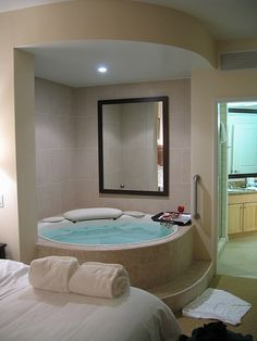 This is a dream tub