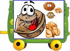 Happy Fruit, Malta, Preschool, Family Guy, Education, Disney Characters, Pictures, Colors, Food