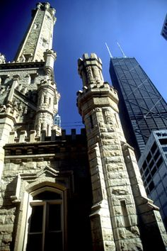Water-Tower, Chicago