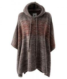 Lexington Knitted Poncho - Lexington Company