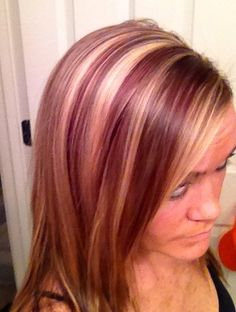 Highlight and low lights hair pinterest low lights and did lowlights n highlights pmusecretfo Images