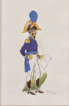 Empire, Spain And Portugal, Napoleonic Wars, Spanish, History, Military Uniforms, Painting, Warriors, Fictional Characters