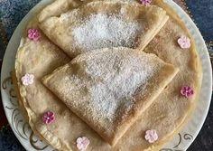 Almás palacsinta | Anikó konyhája receptje - Cookpad receptek Pudding, Bread, Ethnic Recipes, Desserts, Food, Tailgate Desserts, Deserts, Custard Pudding, Brot