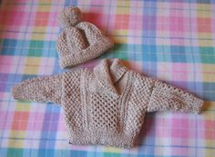 Hi Friends, Different for You ravelry knitting patterns free Baby Boy Knitting Patterns Free, Knitting For Kids, Baby Knitting Patterns, Baby Patterns, Free Knitting, Knitting Needles, Knit Baby Sweaters, Knitted Baby Clothes, Baby Knits
