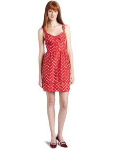 Click Image Above To Purchase: Frock! By Tracy Reese Women's Tarren Shift Dress