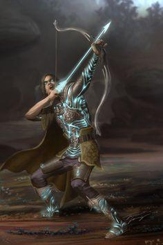 Persian Archer by StefanoMoroni on DeviantArt