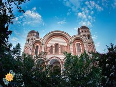 Green Mountain, Thessaloniki, During The Summer, Barcelona Cathedral, Greece, Mountains, Travel, Greece Country, Viajes