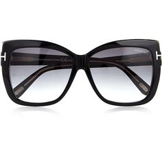 d67a3e32ab45a Tom Ford Irina Square Frame Sunglasses (13