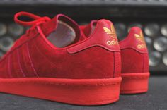 adidas Campus 80s Enhanced Red