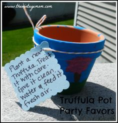 Lorax Party Supplies   asked for a lorax birthday party this year and i couldn t have been ...