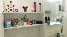 Organize your bathroom objects