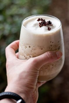 Hit the ground running every morning with this low-sugar Coffee Lover's Protein Shake