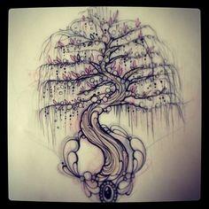 Fancy tree by Miss Juliet