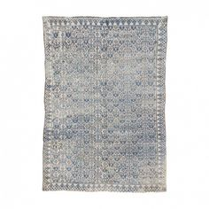 A Dream Nursery for William and Kate's New Little Prince (or Princess) | DomaineHome.com // Mansour Antique Rug