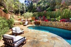 1000 images about pools on pinterest above ground pool for Pool design hillside
